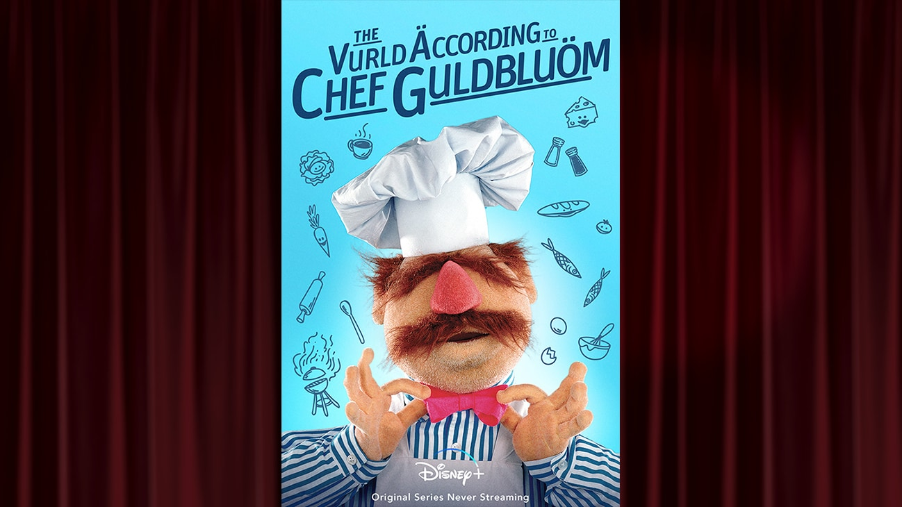 Never Streaming on Disney+ - 'The Vurld Äccording to Chef Guldbluöm'