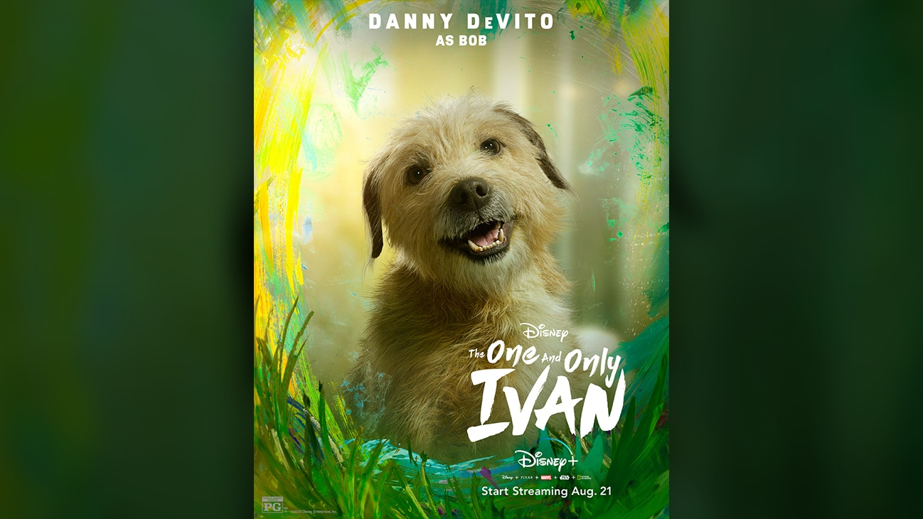 The One and Only Ivan | Danny DeVito as Bob