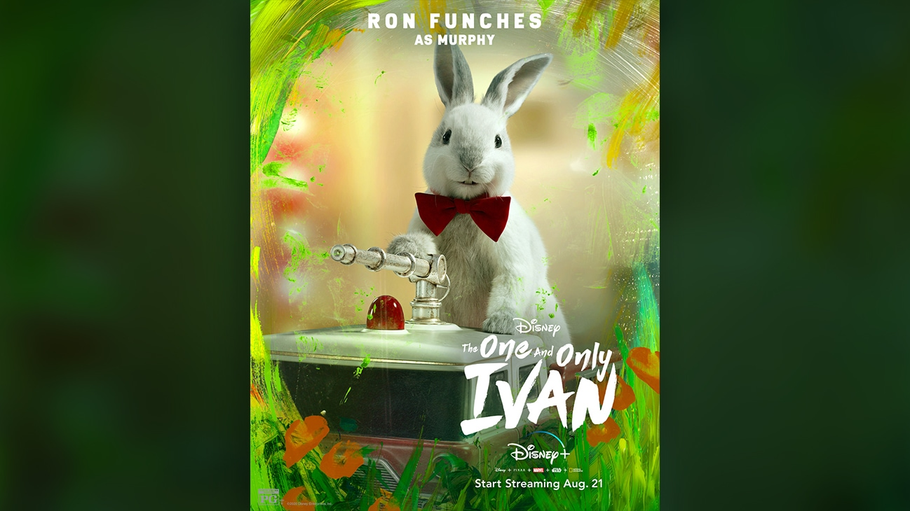 The One and Only Ivan | Ron Funches as Murphy
