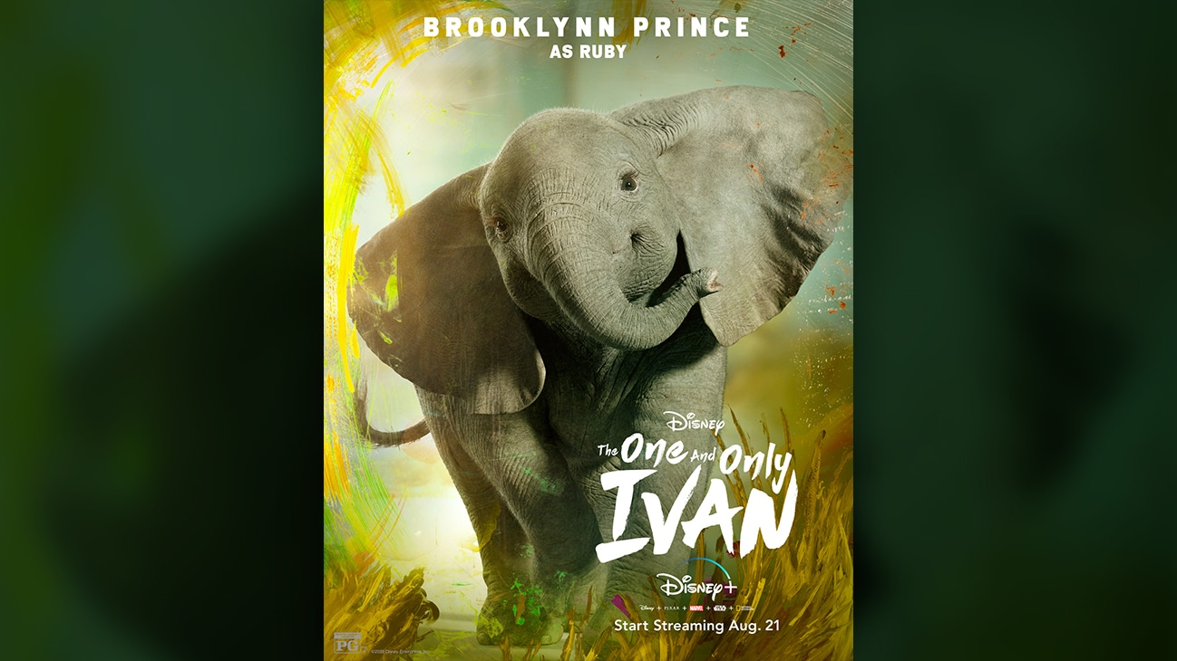 The One and Only Ivan | Brooklynn Prince as Ruby