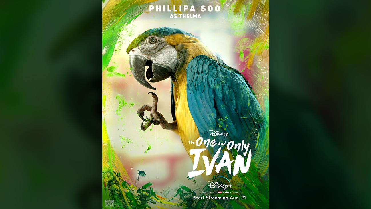 The One and Only Ivan | Phillipa Soo as Thelma