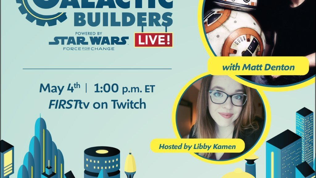 Galactic Builders Live!