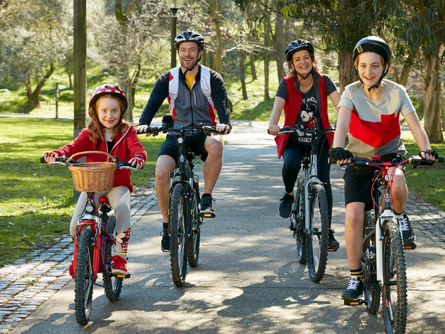 Los geht's: Lade auch du ein Foto deiner Fahrrad-Tour hoch und gewinne abgefahrene Preise!