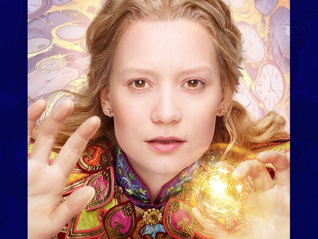 Mia Wasikowska once again appears as Alice Kingsleigh, a head-strong young woman raised in Victor...