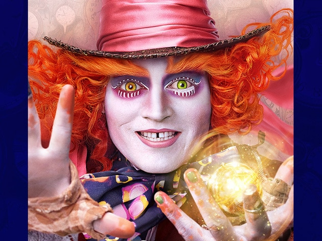 Johnny Depp is back as Hatter Tarrant Hightopp, better known as the Mad Hatter. When Alice return...