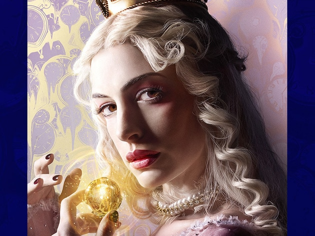 Anne Hathaway returns as Mirana, the mild mannered and kind White Queen. She is the beautiful you...