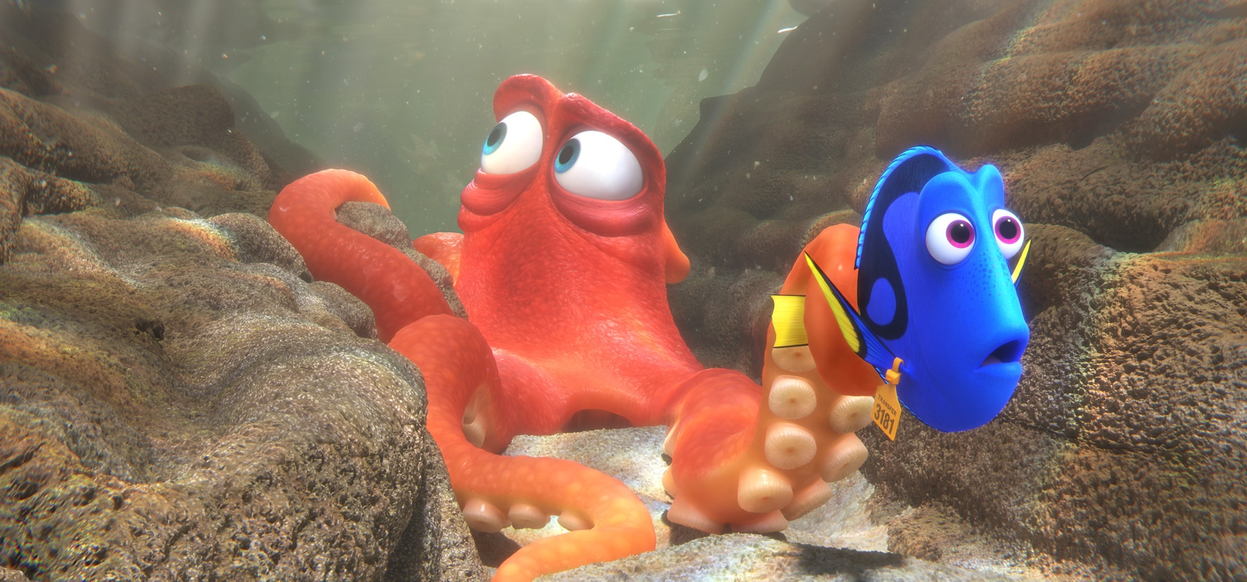 Lantern Fish Finding Nemo. Finest Lantern Fish Finding Nemo With ...