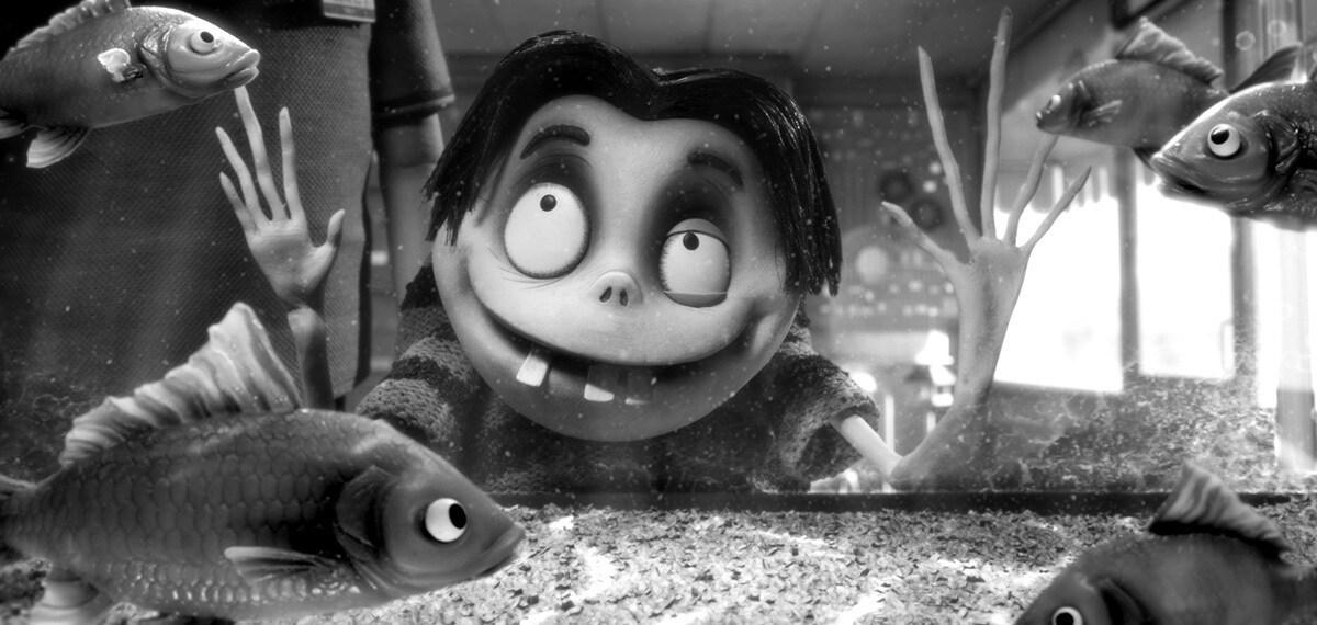 Edgar 'E' Gore voiced by Atticus Shaffer