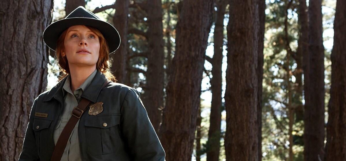 """Bryce Dallas Howard (Grace) in """"Pete's Dragon"""""""