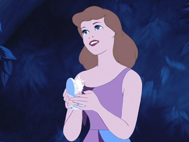 Pour Cendrillon, une princesse n'abandonne jamais ses rêves