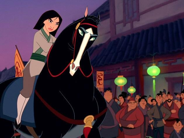Mulan photo gallery disney princess - Princesse mulan ...