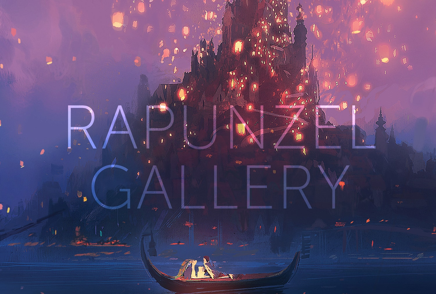 Rapunzel Photo Gallery