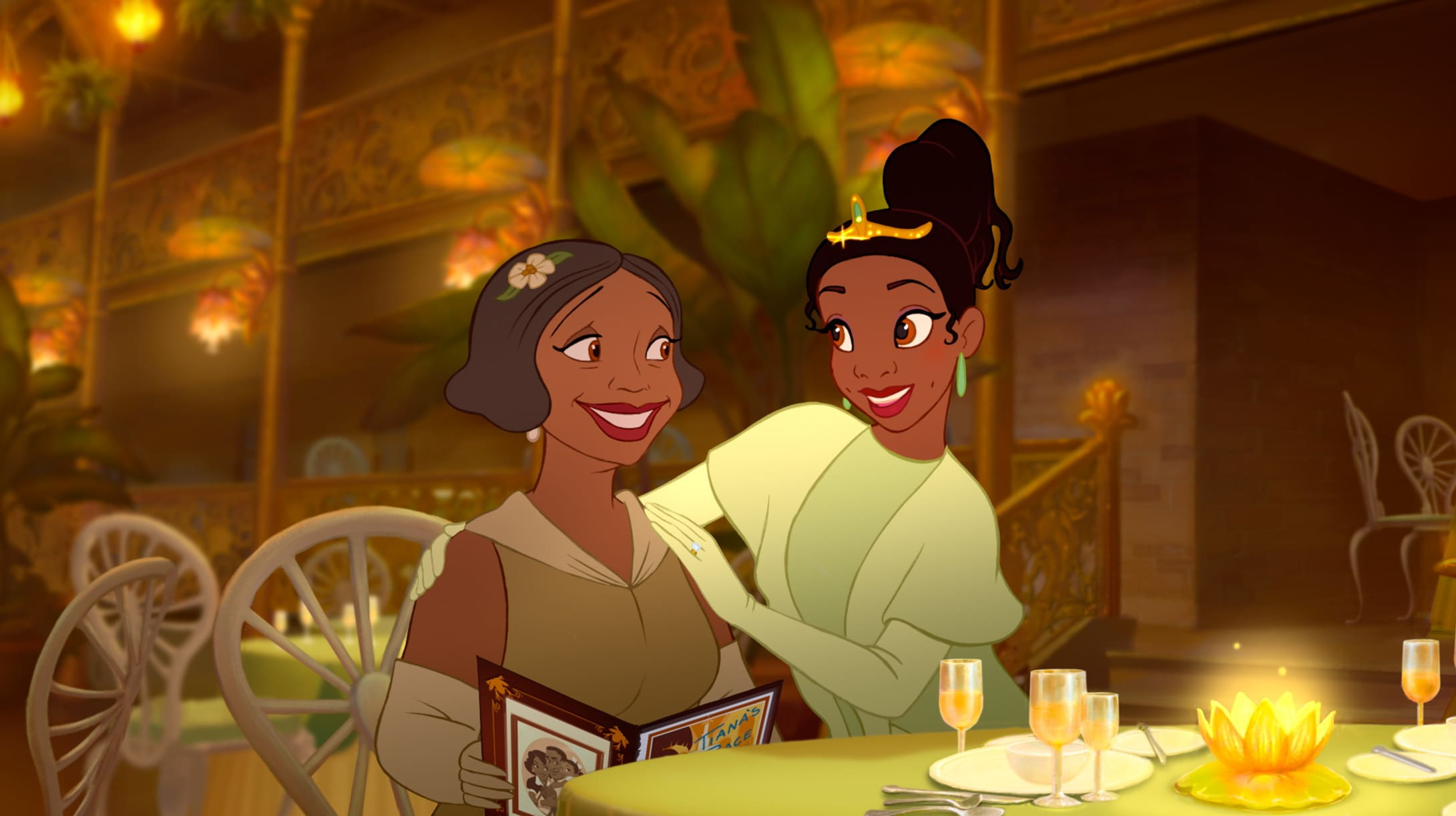 Tiana Photo Gallery  Disney Princess
