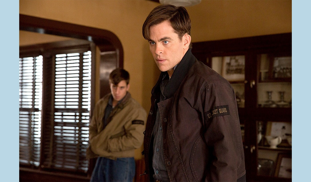 """Ray Sybert (Casey Affleck)  in the movie """"The Finest Hours"""""""