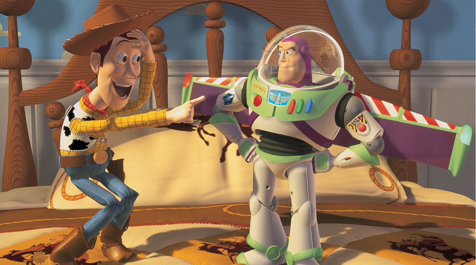Toy Story 3 Day Care Dash : Buzz lightyear gallery toy story