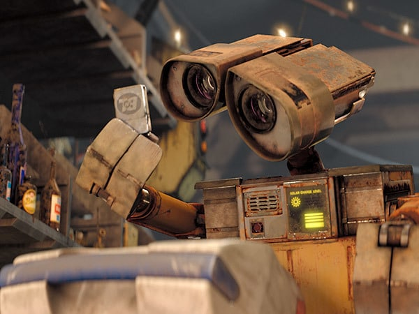 WALL-E: Galerie