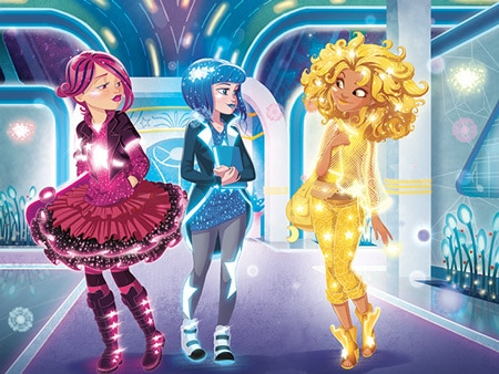 Una mirada al mundo de Star Darlings.