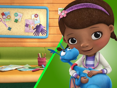 Doc McStuffins: Doc's Seek and Find