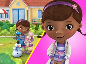 Doc McStuffins Sticker Book