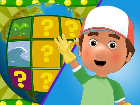 Handy Manny's Green Planet Show
