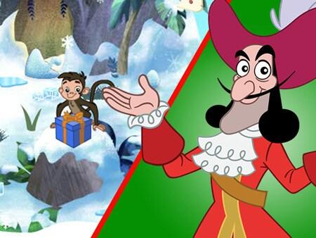 Hook's Merry Winter Treasure Hunt