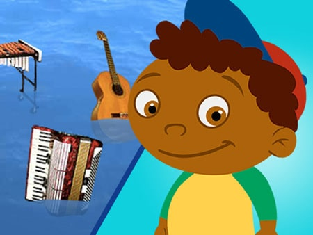 Orchestra Ocean Treasure Hunt