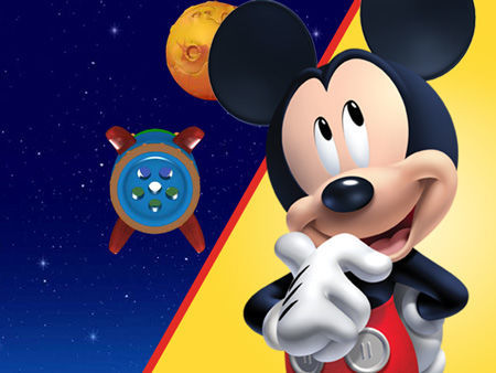 Mickeys Out Of This World Treasure Hunt
