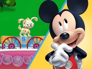 Mickey's Animal Parade