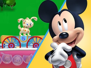 Mickey's Animal Parade