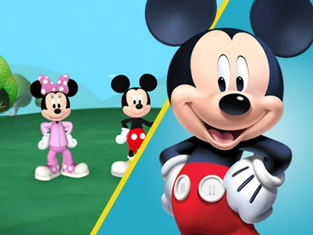Mickey's Mousekersize