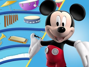 Mickey's Music Machine