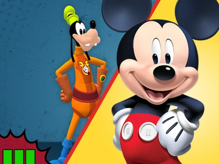 Mickey's Super Adventure