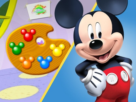 Mickey's Treasure Hunt