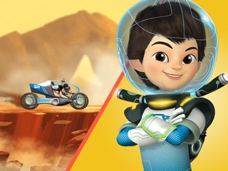 miles from tomorrowland mars rover rescue - Free Disney Games For 4 Year Olds