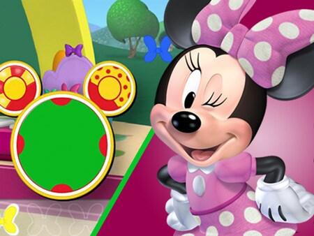 Minnie's Flutterin' Butterfly Bow
