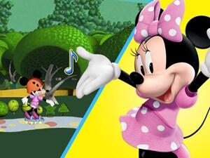 Minnie's Skating Symphony