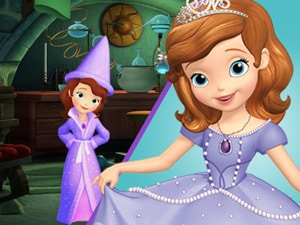 Sofia the First - A Spell for Mr. Cedric