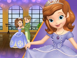 Sofia The First Games Disney Junior