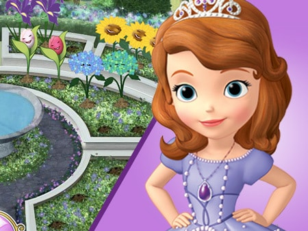 Sofia the First - Enchanted Garden