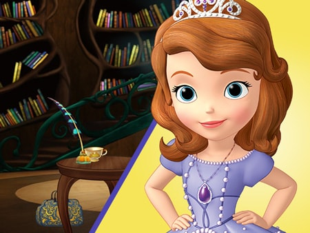 quest for the secret library - Toddler Games Online Free Disney