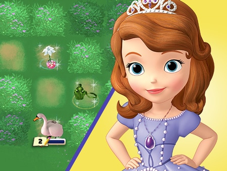 Sofia the First: The Buttercups' Forest Adventure