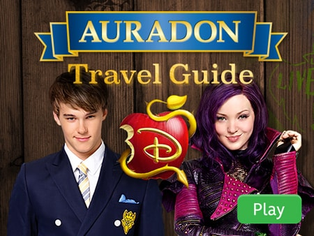 Auradon Travel Guide