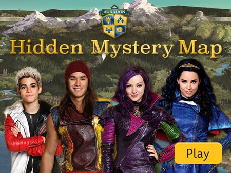Descendants Games | Disney LOL