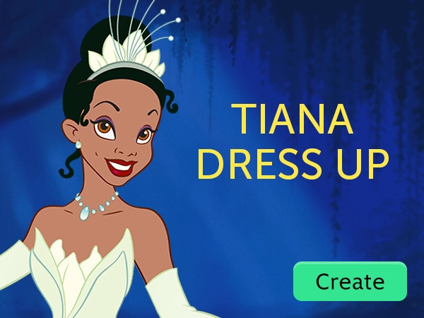 Tiana Dress Up GT
