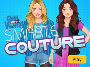 Fashion games disney lol girl meets world smarte couture solutioingenieria Image collections