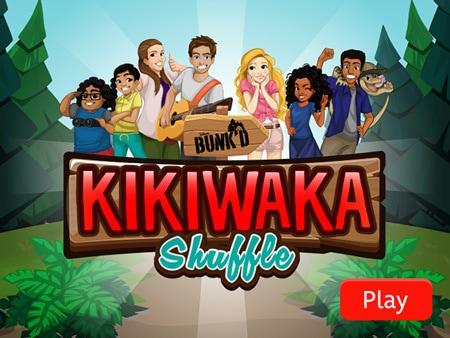 Kikiwaka Shuffle Disney LOL