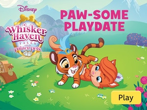 Palace Pets Paw-Some Play Date