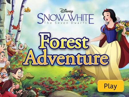 Snow white seven dwarfs dress up games