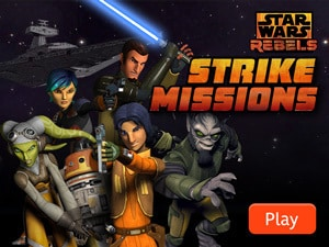 Star Wars Rebels - Strike Missions