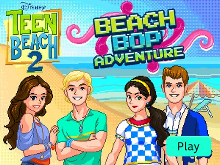 Disney game teen